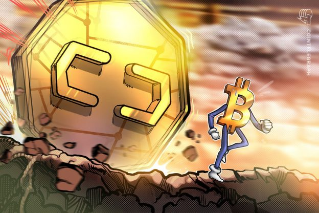 Seberapa besar kemungkinan BTC benar-benar diambil alih oleh crypto lain?