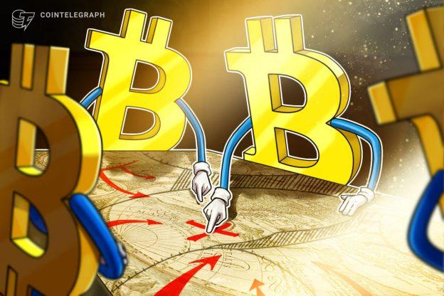 Siklus dominasi Bitcoin menunjukkan reli crypto 2017 dapat terulang