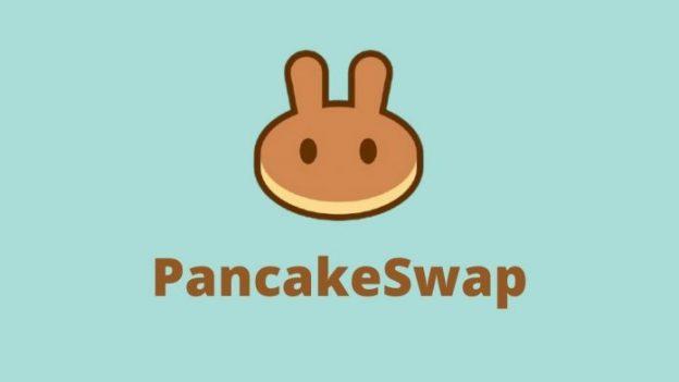 PancakeSwap Buy CAKE Logo