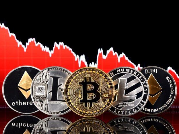 Harga Bitcoin - Live: Pasar Crypto menghadapi 'momen kebenaran' saat akhir pola semakin dekat