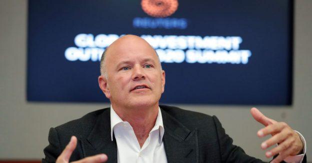 Miliarder Crypto EKSKLUSIF Novogratz memimpin pendanaan untuk perusahaan real estat virtual