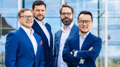 Crypto lending platform Tesseract raises $25 million
