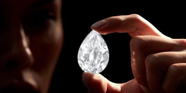 Berlian 101 karat baru saja dijual seharga $12,3 juta — dalam bentuk kripto