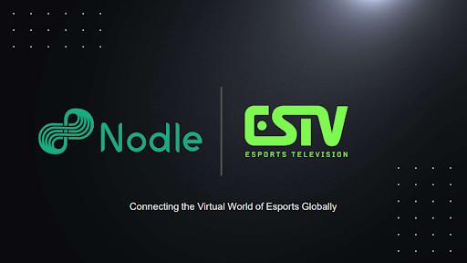 Nodle Mengumumkan Kemitraan Dengan ESTV