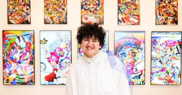 Seri seni kripto remaja transgender menghasilkan $2,16 juta di Christie's