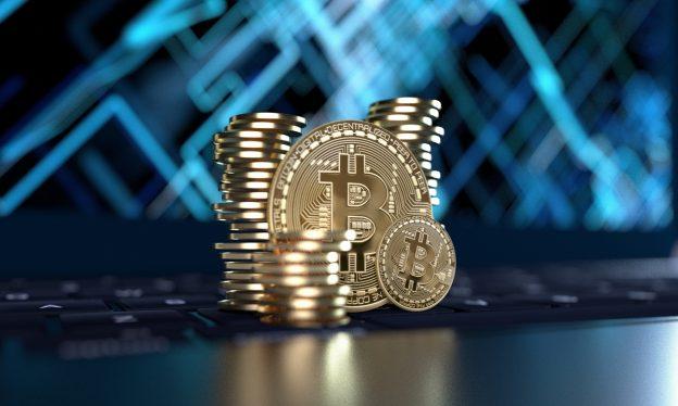 Bitcoin, sejenis mata uang kripto Ilustrasi: VCG