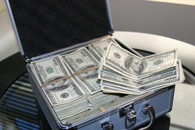 Dana Investasi Dipompa Sekitar $1,5 Miliar Dalam Proyek Kripto