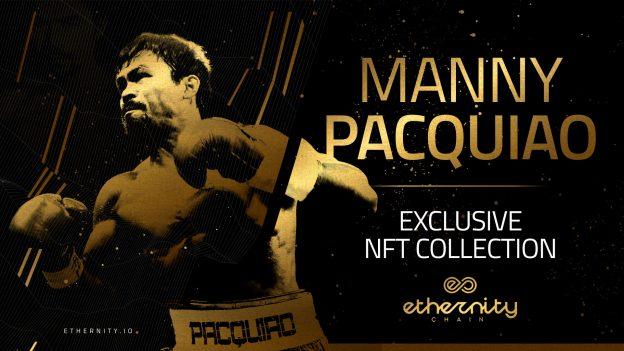 Ethernity Rilis Koleksi Manny Pacquiao Bekerja Sama Dengan Rikognition