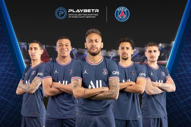 PLAYBETR Saint-Germain's Partener