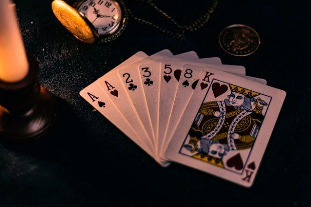 Playing Cards Bitcoin Casino