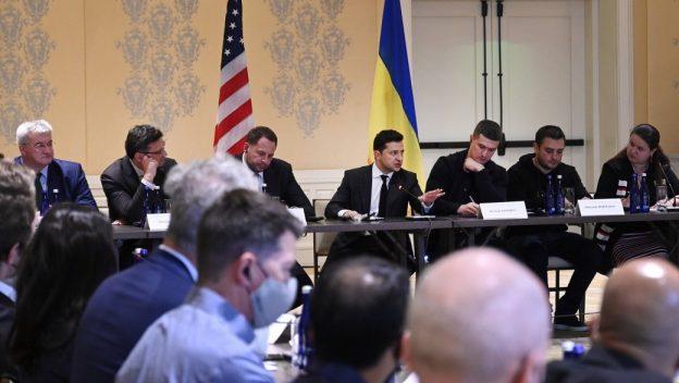 Crypto Market Is 'Development Vector' of Nation's Digital Economy, Ukraine President Says
