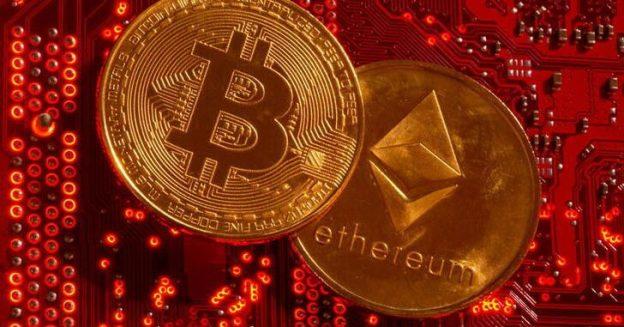 Saham terkait kripto jatuh di Hong Kong, bitcoin stabil