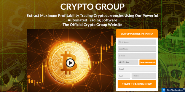 Crypto Group Review 2021 - Is it Legit, or a Scam? – Find Out!